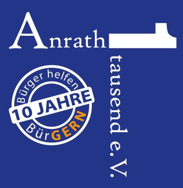 Anrath1tausend Logo